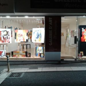 Exposition Galerie Montesquieu Agen 2018