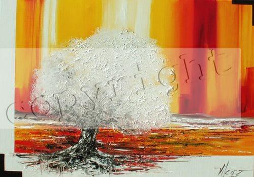 ImmanenceHuile sur toile70x100 cm