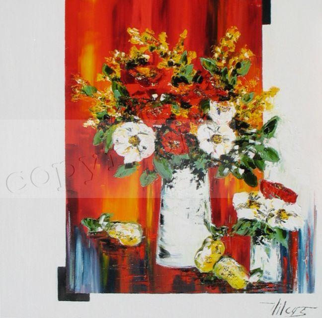 ProvidenceHuile sur toile80x80 cm