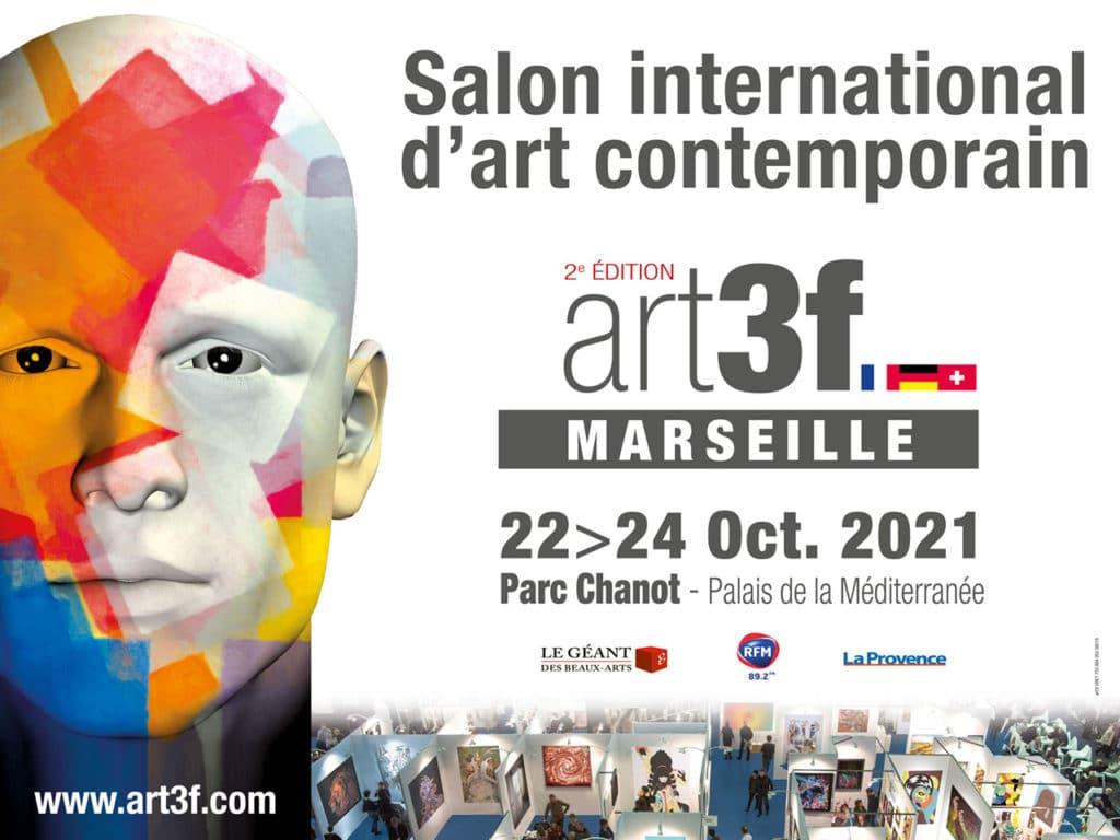Vilcaz Art3F Marseille 2021